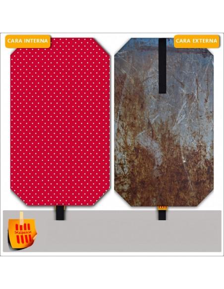 Porta Entrepans reciclable