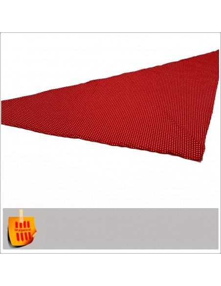 pañuelos rojos castellers