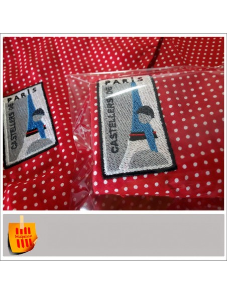 pañuelos castellers París
